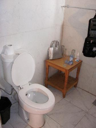 El Fayrouz: Bathroom is decent - clean and spacious.  Needs a better shower head at the Hassan Fathy room th