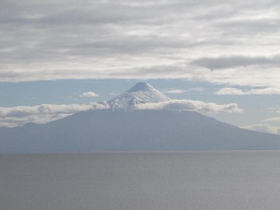 Casa Molino: Osorno volcano