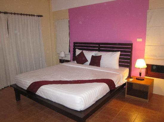 Sunda Resort : habitación del jardin