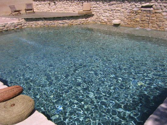 Apres La Sieste : piscine