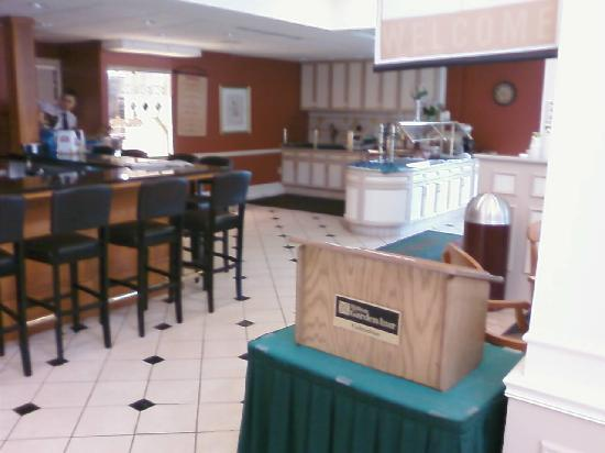 Hilton Garden Inn Columbus Airport: Hotel Restaurant