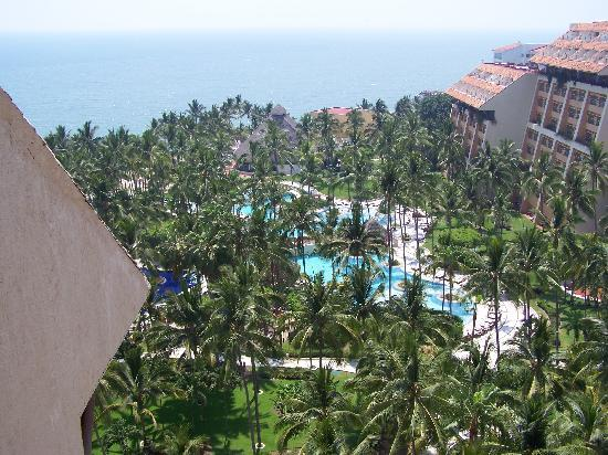 Club Regina Puerto Vallarta: View From Room