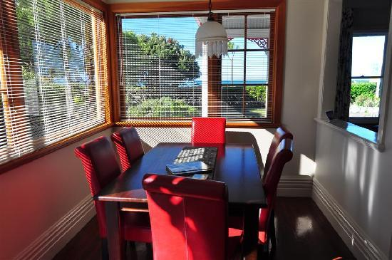 Kaikoura Top 10 Holiday Park: The dining room