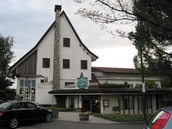 Locanda alle Officine: The hotel