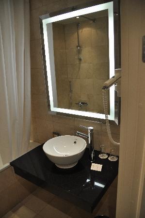 Nacka, Σουηδία: Bathroom