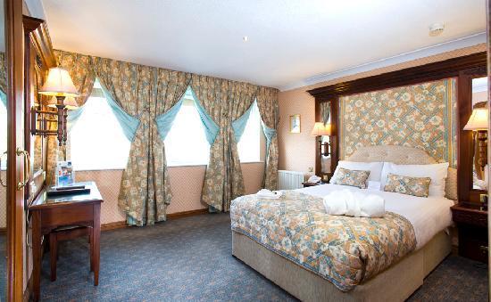 Marks Tey, UK: Double Bedroom