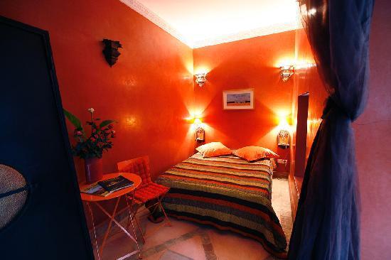 Riad Dar Ellima: La chambre 'Oranger' - The 'Oranger' bedroom