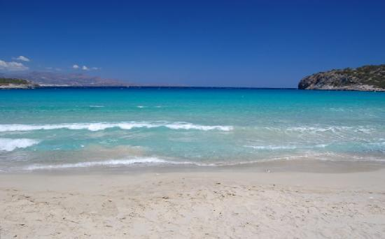 Blue Marine Resort & Spa: Kalo Chorio Vulisma beach