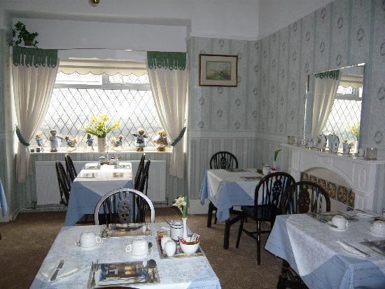 Hawarden Villa: Breakfast Room