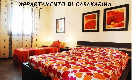 Specchia, Italia: Camera dell'appartamento