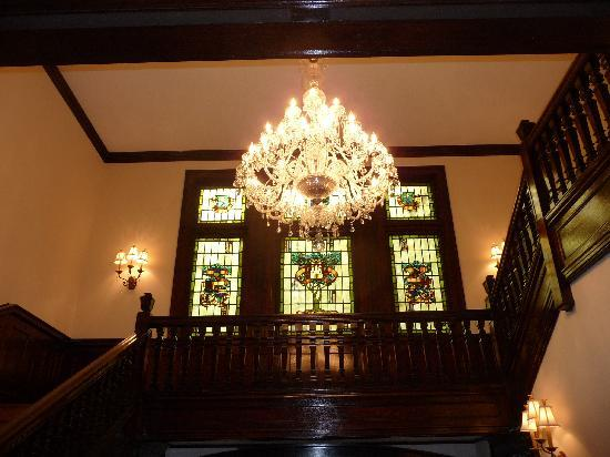 The Mansion at Maple Heights: STAIRWAY