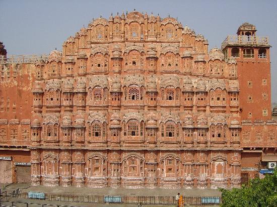 Jaipur, India: Hawa-Mahal