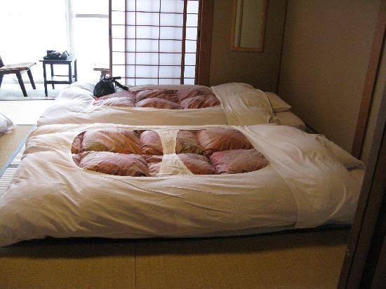 Shimaya Ryokan: Inside the room