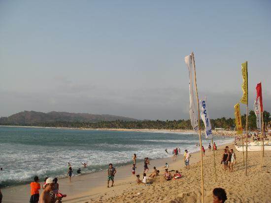 Punta Garvida Beach Resort: Saud Beach