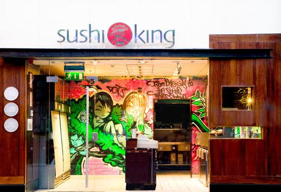Sushi king, Baggot St
