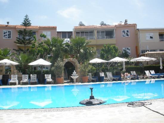 Apollonia Pool area