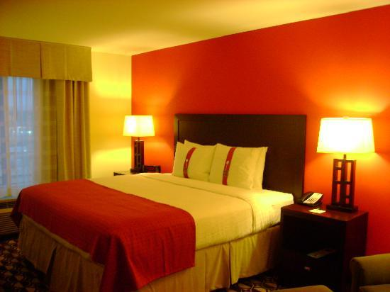 Holiday Inn St. Louis-Fairview Heights : room