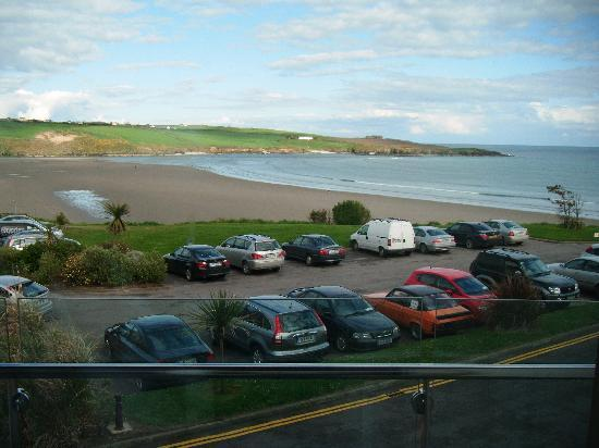 Inchydoney Island Lodge & Spa: View from room