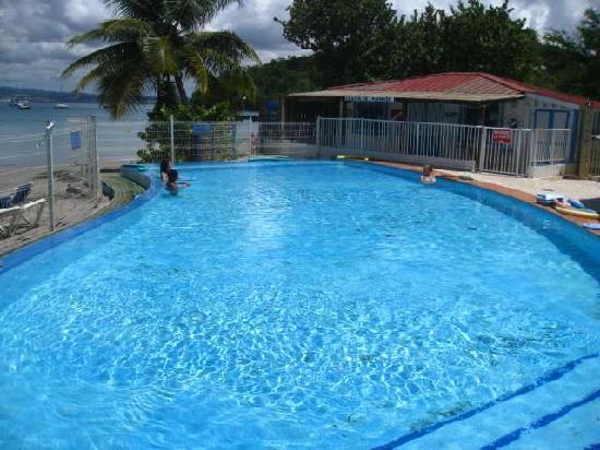 Hotel-Club Trois Ilets: La piscine