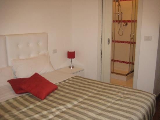 B&B Blanco : Dormitorio