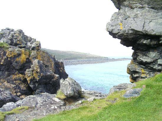 St. Ives, UK : Wanderung
