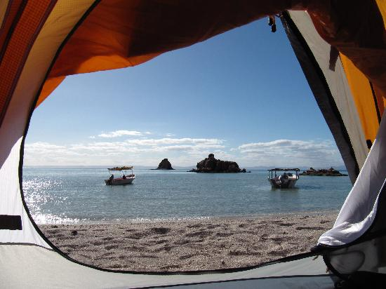 Atlantic Sea Kayaking: Room with a view