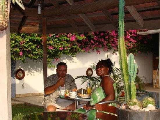 La-Paradise Inn : Petit déjeuner