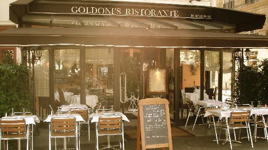 goldoni's: façade du restaurant 2