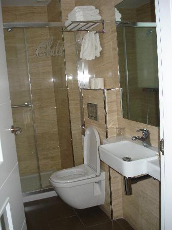 Hotel Olatu : Baño