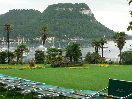 Hotel du Parc: Lac de garde vu de l'Hôtel du Parc