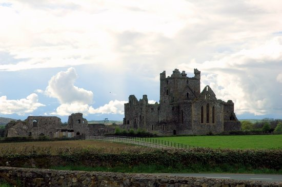 Campile, Ireland: Dunbrody Abbey