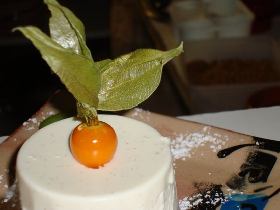 Art Home Restaurant : dessert maison