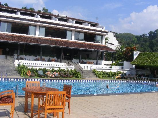 Cinnamon Citadel Kandy: Hotel