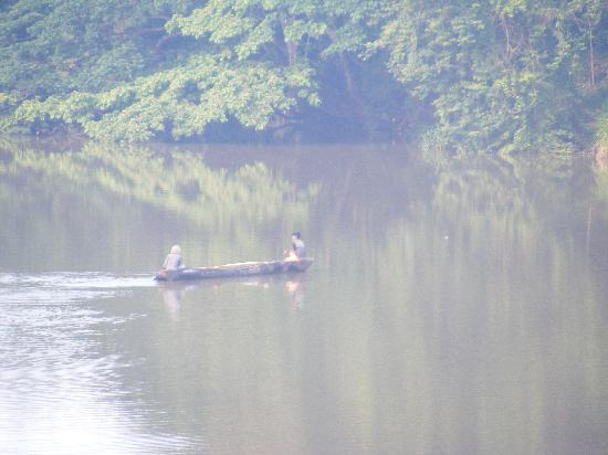 Cinnamon Citadel Kandy: Boat taxi