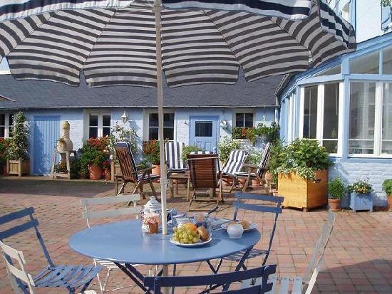 La Maison Bleue en Baie : Faites une pause en Baie