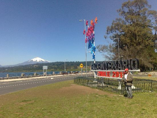 Villarrica, Chile: el bicentenario