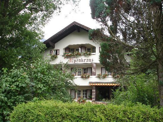 Gastehaus Alpenkranz: Das Gästhaus Alpenkranz