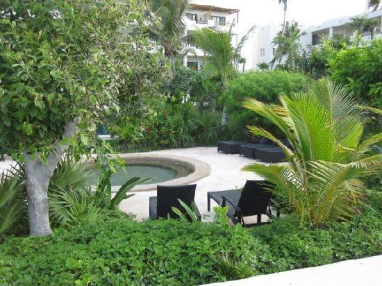 ซีเคร็ทส์โมราม่าบีช รีเวียร่า แคนกุน: Hot tub