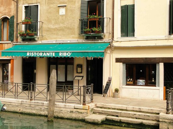 Ristorante Ribot: Ribot From the Little Canal