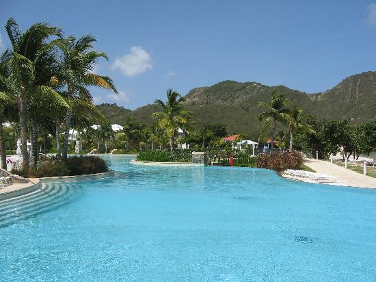 Hotel Riu Palace St Martin: Swimming Pool