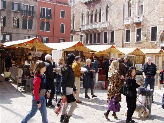 Mercatino dell 39 antiquariato venice 2018 all you need for Antiquariato venezia