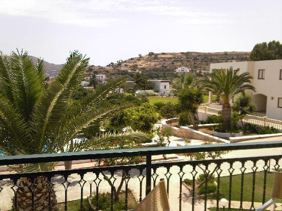 Marilen Hotel: Garten