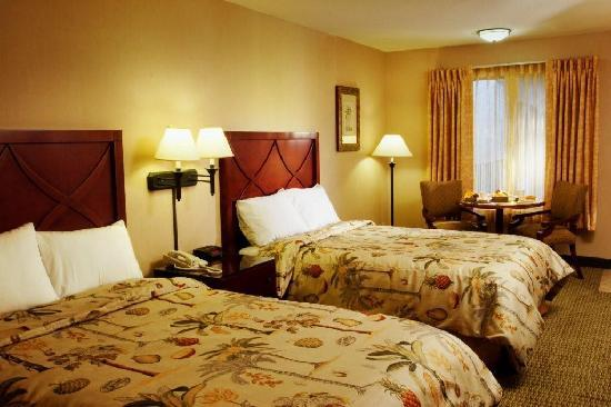 Days Inn & Suites - Sea World/Airport: Double Bedded Room