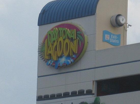 Daytona Lagoon: The park!