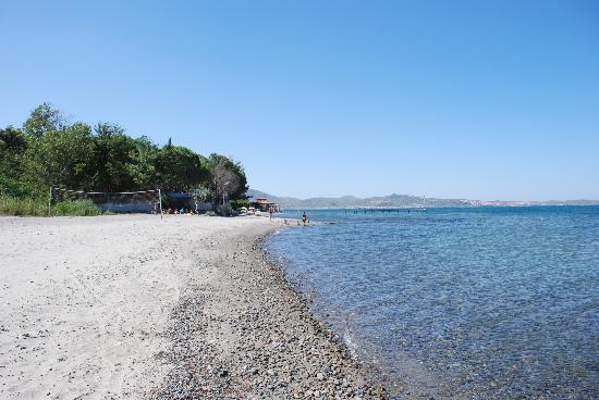 Burhaniye, Turki: Strand Ausblick