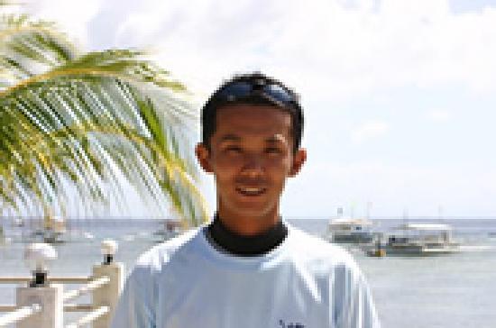Cebu Scuba Diving Tour -  Indigo Bless: INDIGO BLESS 代表 杉浦 伸