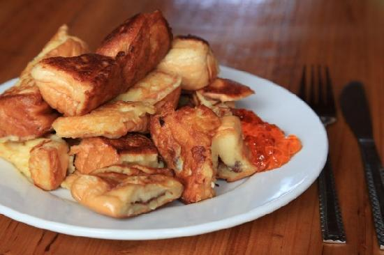 JinTian Guest House: The best French toast in all of Asia!
