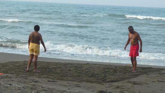 Hotel Istirincha: La playa