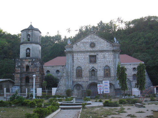 Romblon Island, Filipiny: Grand Old Cathedral