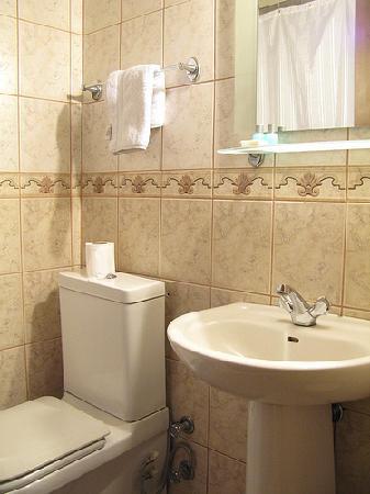 Otel Laodikya : bathroom
